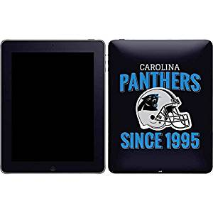 NFL Carolina Panthers iPad Skin - Carolina Panthers Helmet Vinyl Decal Skin For Your iPad