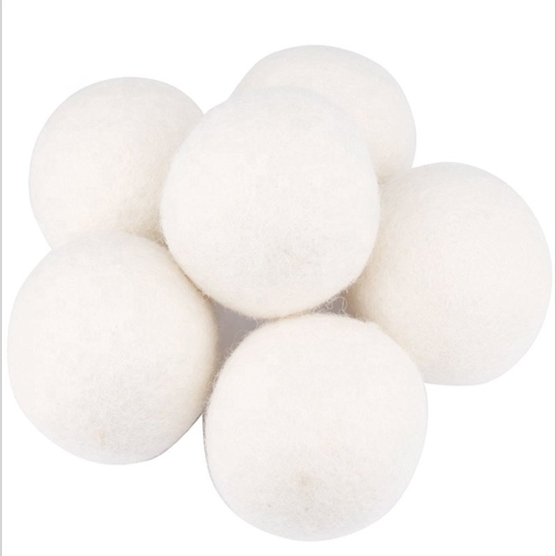 daily use dryer helper all kinds of wool dryer ball for washing articles
