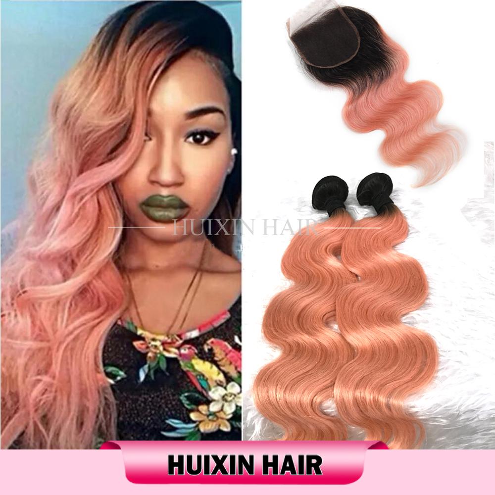 Halloween Costumes Pink Hair With Dark Root,Color Customized Peruvian  Virgin Hair , Buy Halloween Costumes Pink Hair,Peruvian Virgin Hair,Pink  Hair