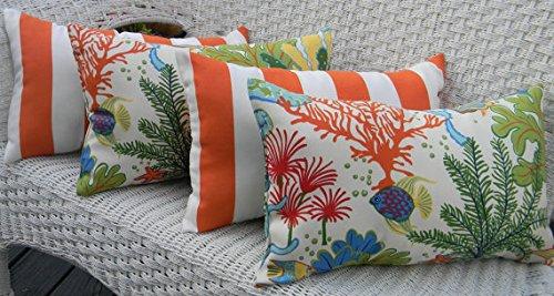 Cheap Outdoor Orange Pillows Find Outdoor Orange Pillows Deals On Delectable Decorative Outdoor Lumbar Pillows