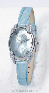 CNC Setting Diamond Bezel Woem Size Blade Watches