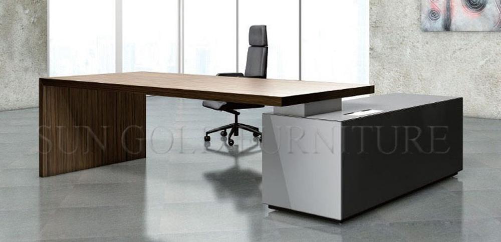 2017 Neue Farbe Elegantes Design Executive Schreibtisch Großhandel ...