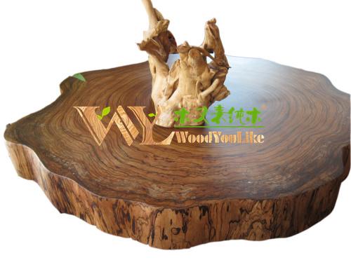 barato encimera de madera maciza hechas a la medida de encimeras de madera maciza de zebrano