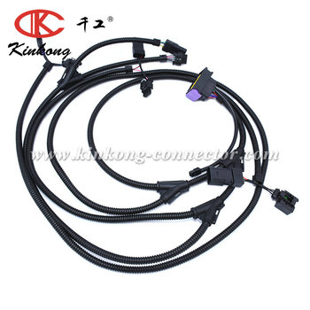 Wire Harness for Auto Engine Compartment