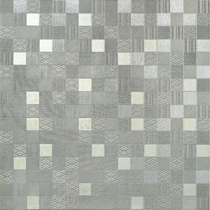 non slip stainless steel tiles ceramic with mosaic look metallic porcelain tiles