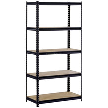 modular metal shelving, industrial racks shelving
