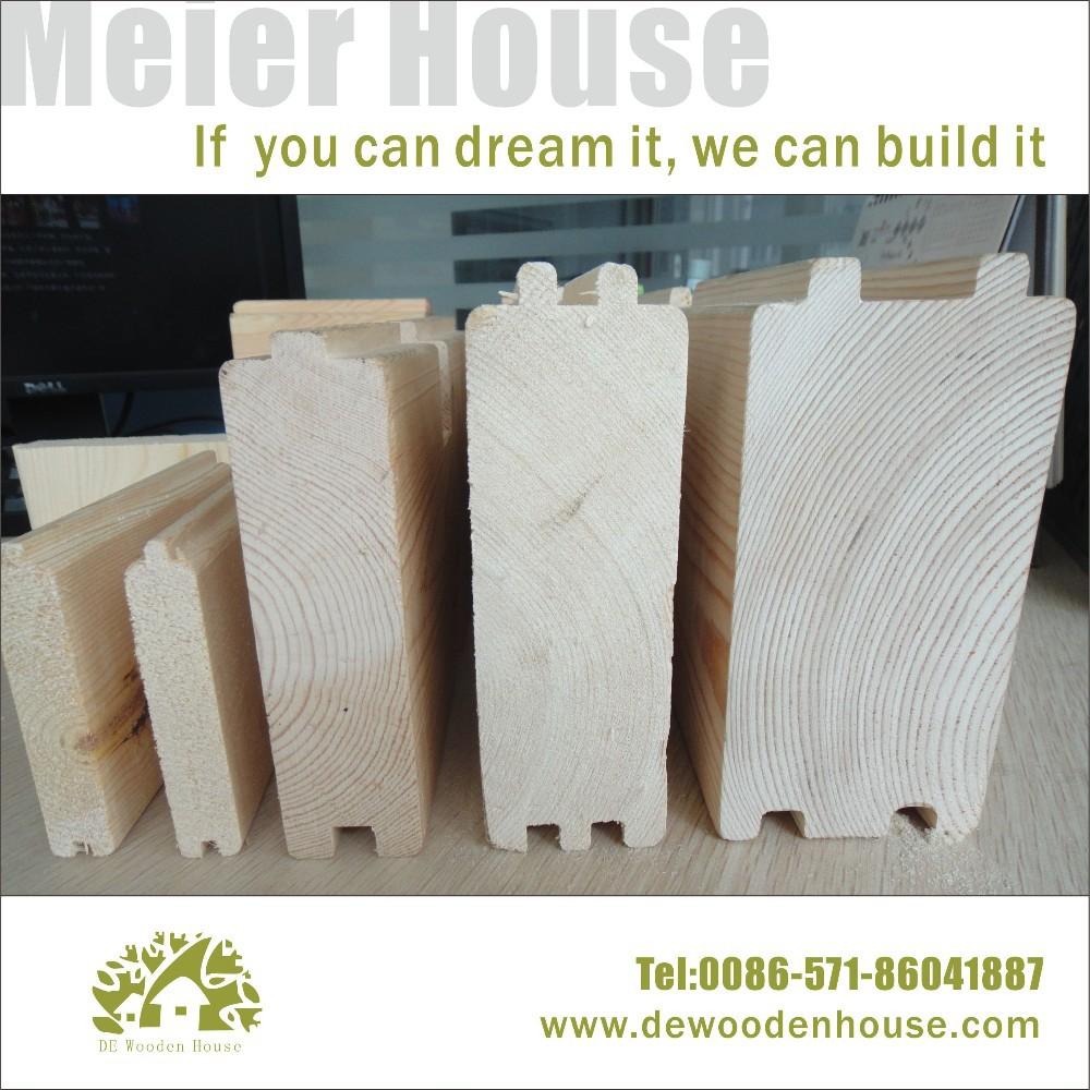 Moderne prefab houten huis met muziek studio en dubbele dy-e-320 ...