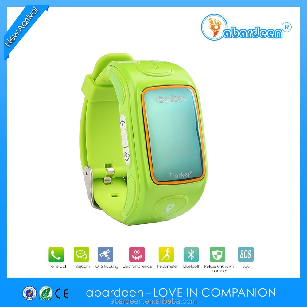 safety area exceed alarm kids gps tracker voice intercom messages kids gps positioning tracker