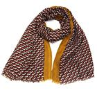 Wholesale women viscose polyester cotton scarf