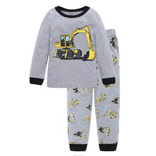 Hot selling children boys long sleeve t shirt 100 cotton export quality