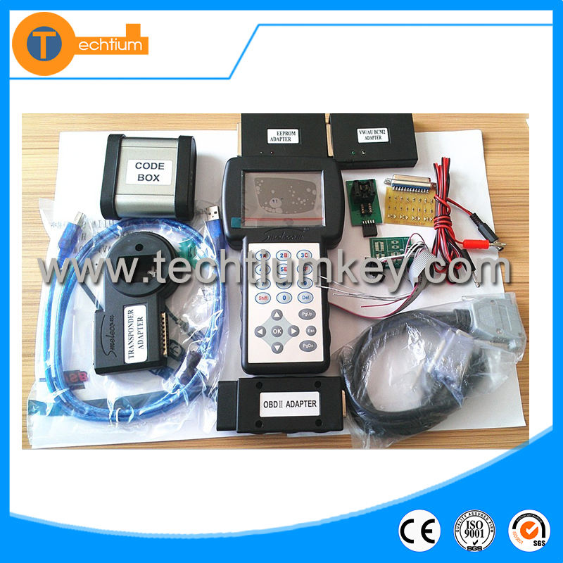 Hand-held multi-function programmer For Immo Full Package Datasmart3+