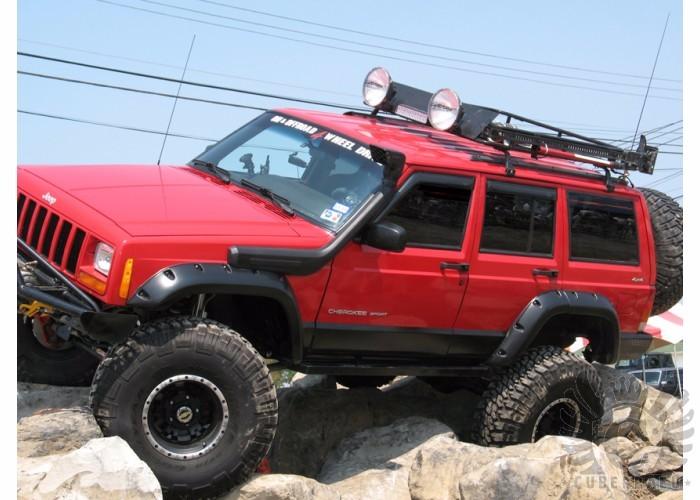 Snorkel For Jeep Cherokee Xj Liberty 01 85 01 95 Petrol