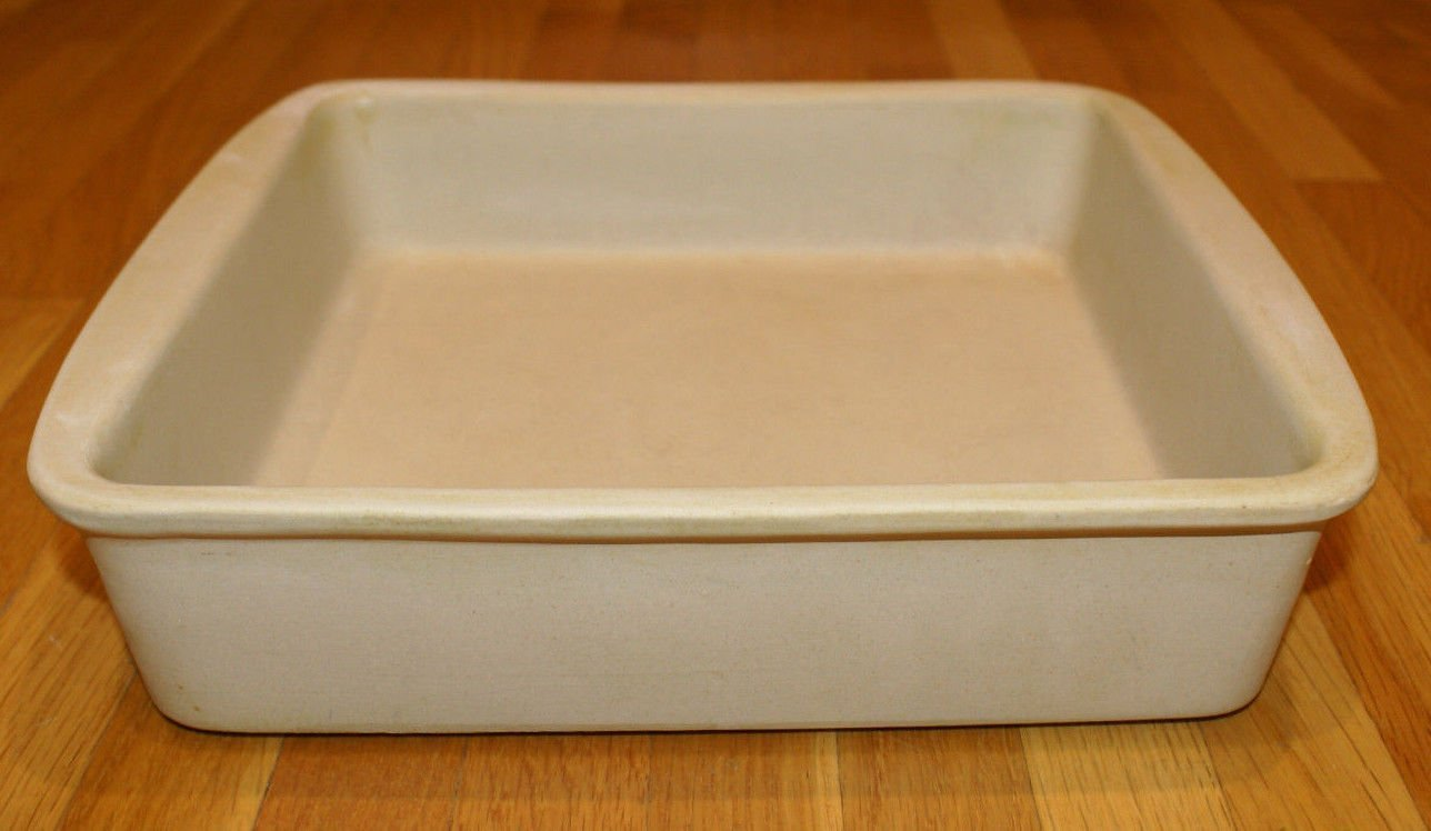 Buy The Pampered Chef 9 Quot Square Baker Stoneware Pan In