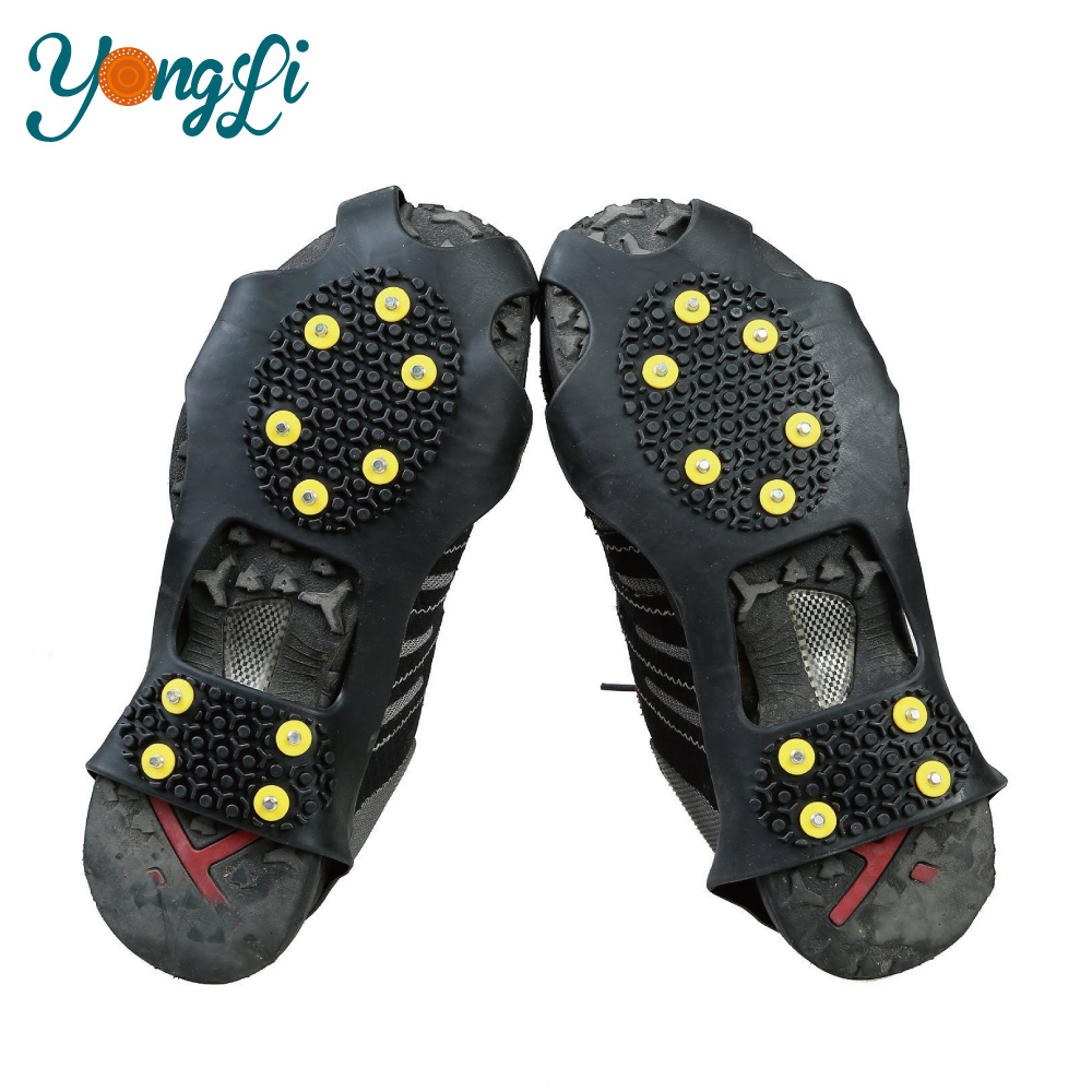 Ice Grips/Ice Spikes Shoes For Shoes Safety Walking Made In China