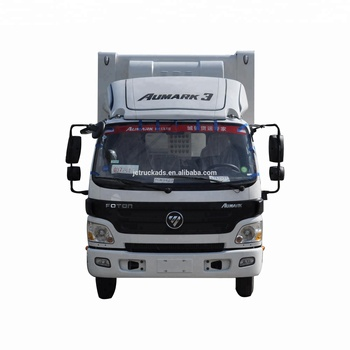 4.2M P6 screen led mobile stage truck for roadshow