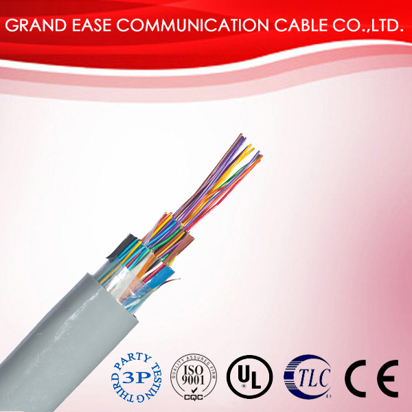HYV telephone cable in communication China factory price outdoor indoor