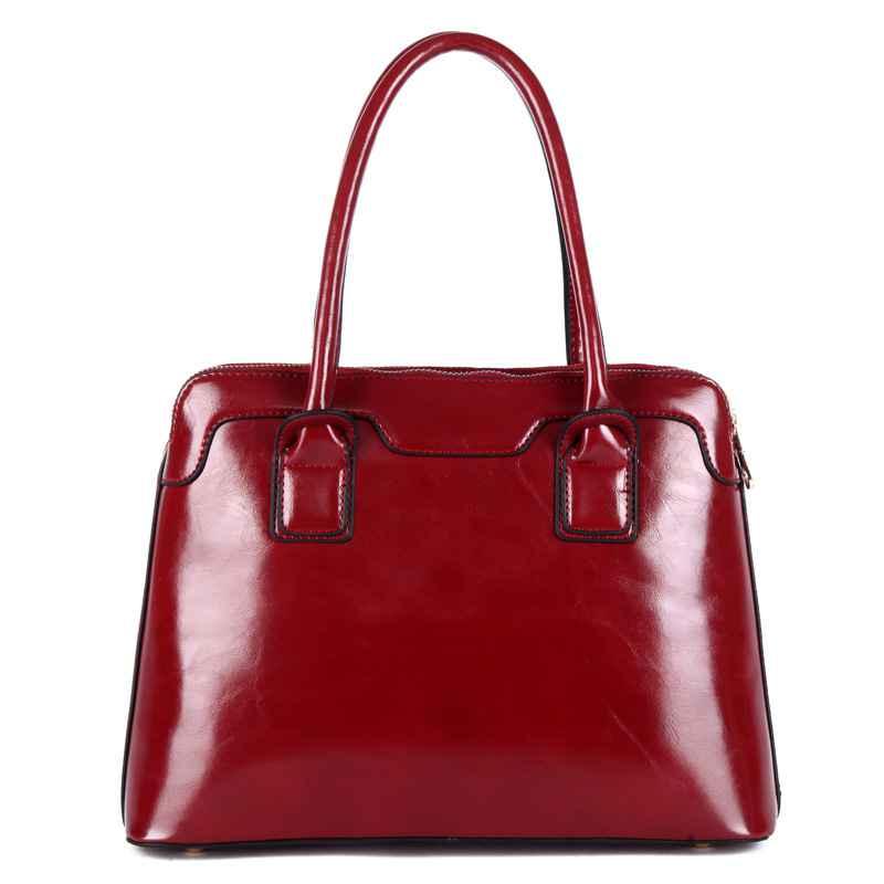 f6622b6a4406 Get Quotations · New cowhide leather handbag spy bag Europe leather handbags  shoulder bags fashion Lady handbag 4 Color