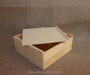 High Quality Wooden Box For Food And Storage