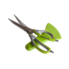 MW85 Stainless steel kitchen meat vegetable Multi purpose scissors