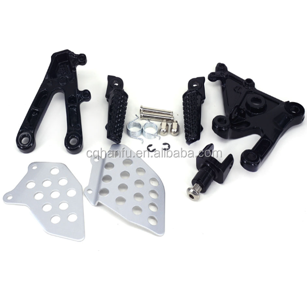 Front Foot Peg Footrest Bracket For Honda CBR600RR CBR 600RR 2003-2006 2004 2005