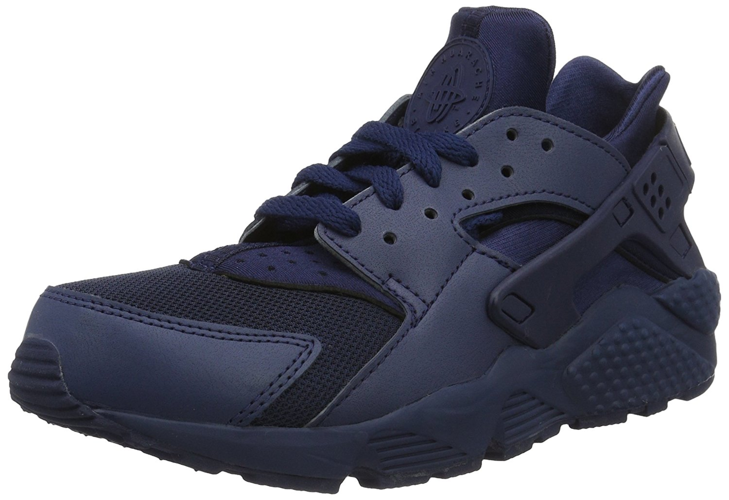 b43a4107fd12 Buy Nike Air Huarache Mens Midnight Navy 318429 440 sz 14 US in ...