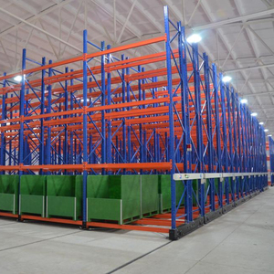 Warehouse Storage Racking Electric Mobile Rack