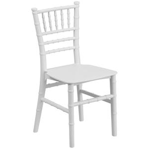 wholesale white plastic party event kids chiavari tiffany study table and chair