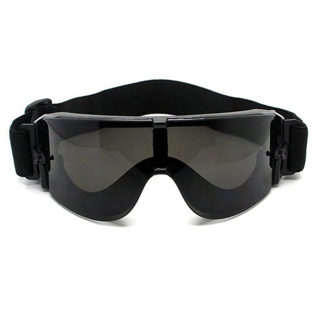 0537253986 Get Quotations · Amazing Military Goggles Tactical Glasses X800 Sunglasses  Goggles Eye Protecting