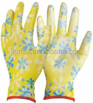 cheap 10G latex coated gloves, safety gloves, working gloves