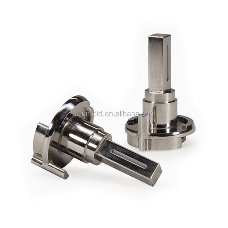 Custom CNC machining parts/metal machining /small quantity CNC machining parts process