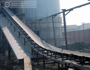 Factory supply widely use belt conveyor system for coal/sand/aggregate/cement