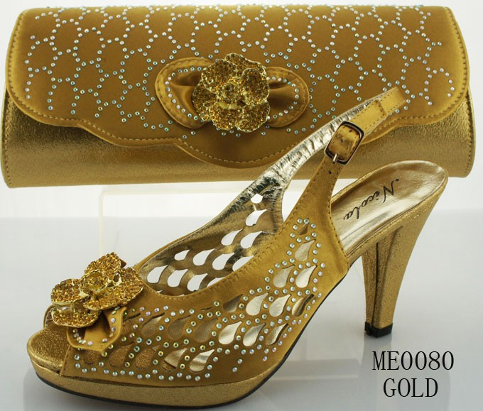2015 Italian matching bag shoes New shoes wholesale women lady bags and set arrival dROFn6