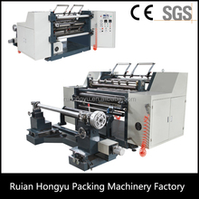 Cigarette Filter Mouth Paper Slitter Rewinder Machine