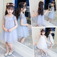 New Children s Clothing Eco-friendly girls romper dress 2019 Hot Sale