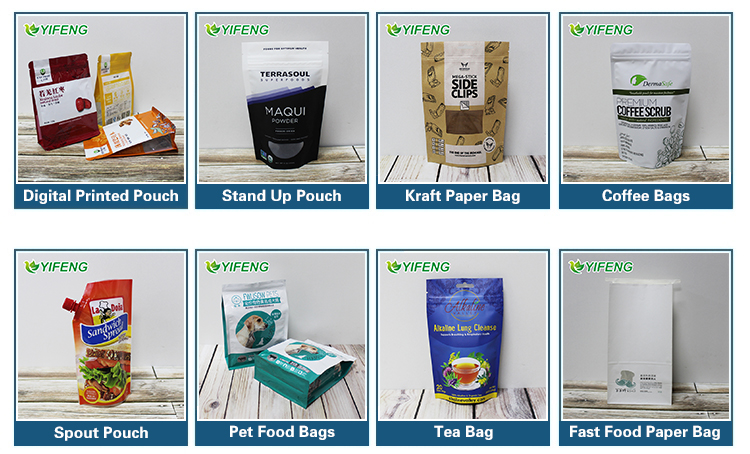 Yucai-Food Packaging with Printed Stand Up Pouches-21