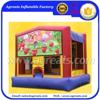 Bounce House Inflatable Jumper Scary Halloween G3132 - Buy Bounce ...