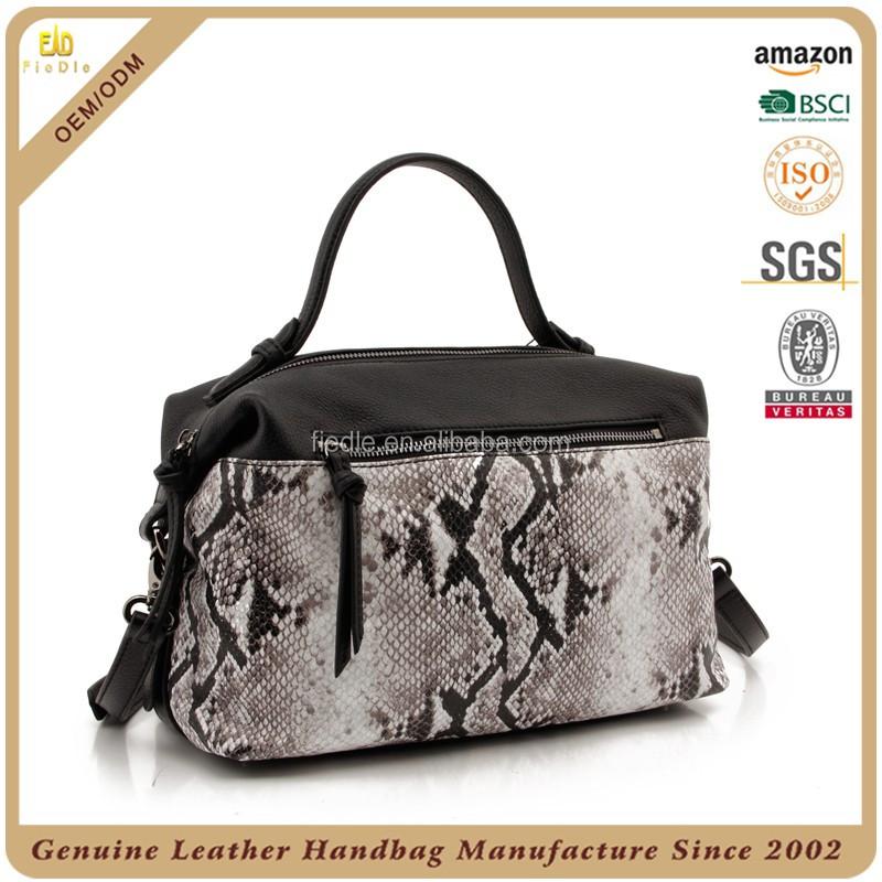 02e89faaa CSS1714-001 منتج جديد 2016 نساء حقائب جلد طبيعي ، استيراد الإيطالية الجلود  حقيبة ،