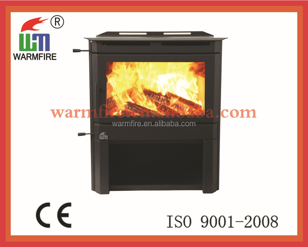 ce stainess steel double wall insulated chimney flue pipe stove