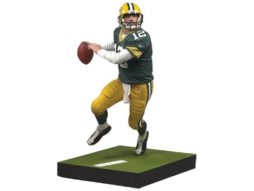 McFarlane Toys NFL Sports Picks Series 21 Aaron Rodgers