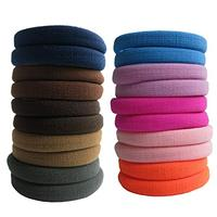 Seamless Ponytail Holders Scrunchies