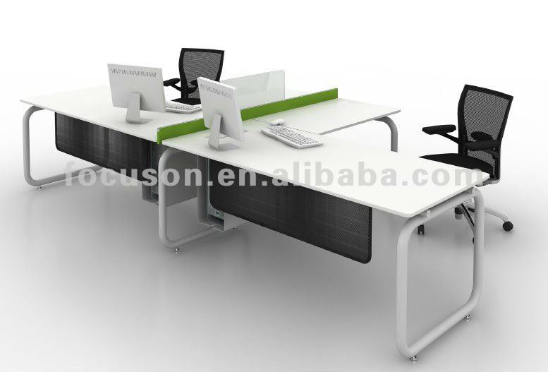 Muebles de oficina modernos affordable recepcin with for Modulos para oficina