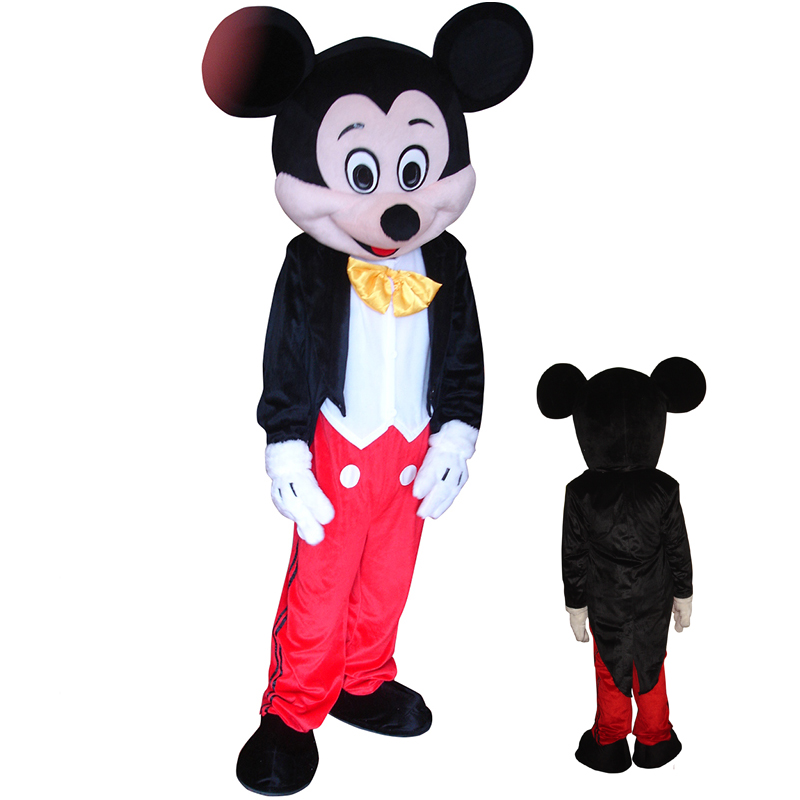 online kaufen gro handel mickey maus maskottchen kost m aus china mickey maus maskottchen kost m. Black Bedroom Furniture Sets. Home Design Ideas