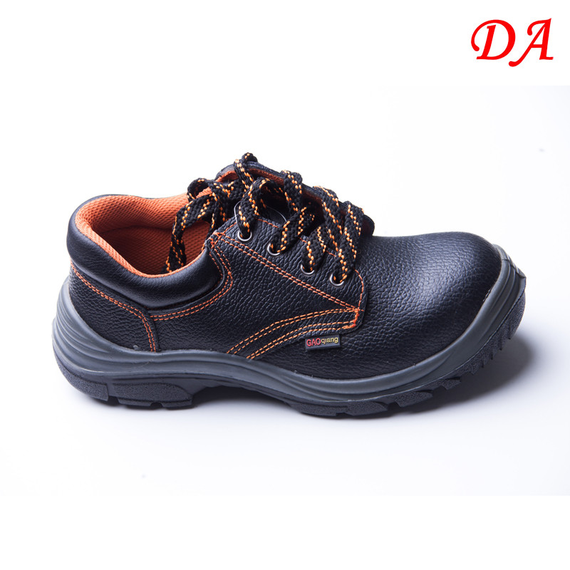Mens Leather Iron Stylish Russia Steel Toe Safety Shoes - Buy Steel Toe Safety ShoesRussia ...