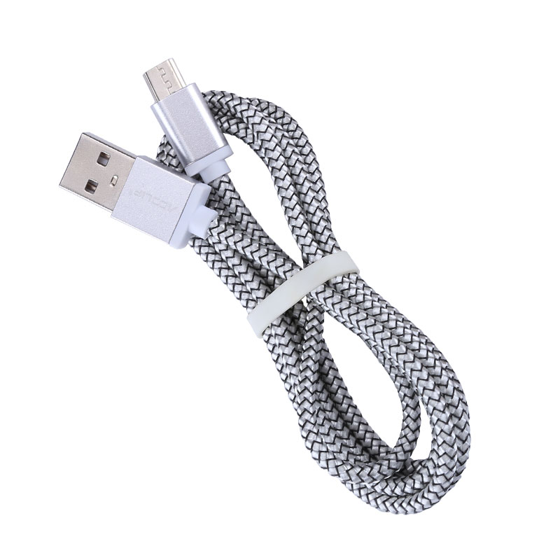 wholesale high quality super flexible colored charging data mini type C micro usb <strong>cable</strong>