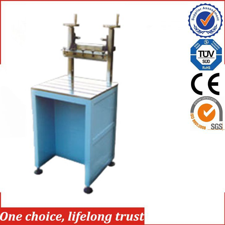 TJ-17Manual silk screen hot stamping printing machine