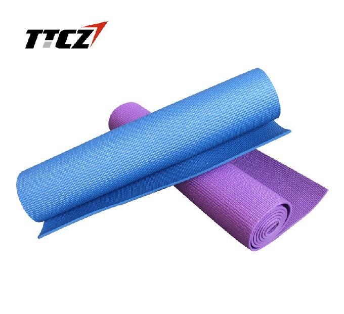 High Quality Thick PVC Yoga Mat Pad Anti Skidding Lose