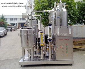 3-20T/H automatic CO2 mixer/saturator