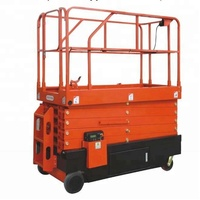 Cheap Price Indoor /Outdoor Mobile Elevated Self Propelled Scissor Lift