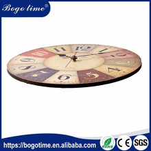 china wholesale great quality ODM musical wall clocks