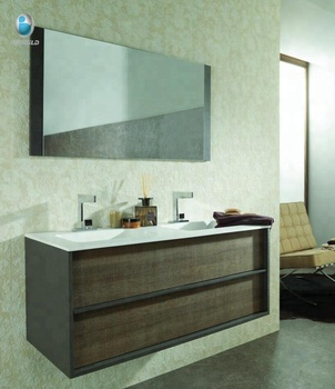 China Good Price Commercial Wall Mounted Sliding Bathroom Solid Wood